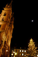The Basler Münster at Christmas