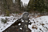 Mill Creek in Winter
